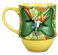 Disney Minnie Mouse Main Attraction Mug The Enchanted Tiki Room⚡️SHIPS NOW⚡️