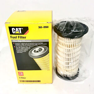 CAT FUEL FILTER 360-8960 ULTRA HIGH EFFICIENCY