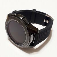 Silicone Strap Band For Samsung Galaxy SM-R810, Active SM-R500 Smartwatch