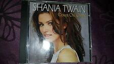 CD Shania Twain/come on over-Pop Album