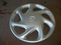 "1998 98 99 00 01 02 Mazda 626 Hubcap Rim Wheel Cover Hub Cap 14"" OEM USED 56536"
