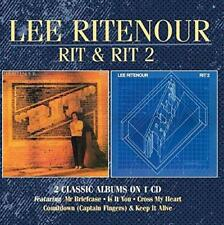 Lee Ritenour - Rit / Rit 2 (NEW CD)