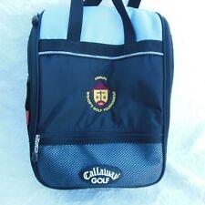 Callaway Golf Black Shoe Carrier Bag Bishop's Tournament 2000