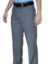 SMITTY | BBS-379 | WOMEN's Flat Front Combo Pants | Baseball Softball | Umpire