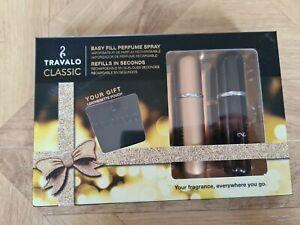 Travalo Classic Easy Fill Perfume Sprey 5ml