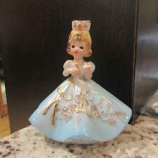 "Vintage Josef Originals Figurine ""Friday"" ~ Days of the week figurines-"