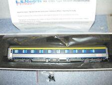 L.S. Models 47035, Schlafwagen WLAB-30 der ÖBB, Epoche 6, H0, NEU&OVP