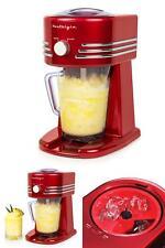 Slush Drink Maker Retro Machine Blender Ice Slushie Margarita Slurpee Frozen
