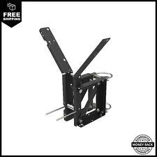 Powder-Coated Universal Basketball Hoop Mounting Kit 9594 Rust Resistant