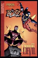 Spider-Girl Presents The Buzz and Dark Devil Tpb Marvel Digest Comics