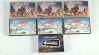 Farther Down the Road Series Shell Oil Music Cassettes Lot of 7 New Sealed