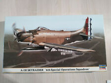 Hasegawa 00780 1:72 A-1H Skyraider 6th Special Operations Squadron Vietnam