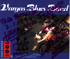 VARGAS BLUES BAND - WHEN THE NIGHT FALLS CD SINGLE 5 TRACKS FIRMADO / SIGNED