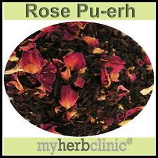 Rose Pu-Erh Tea/ Tea Making