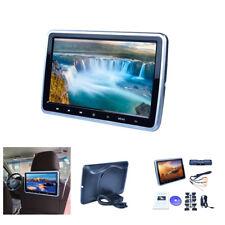 "10"" Digital LCD Screen Car DVD LCD Headrest USB SD Monitor Game IR/FM Player"