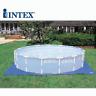 Intex 58932 telo di base per piscina 472 cm telone di appoggio