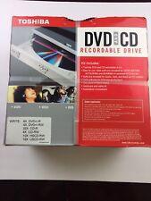 Toshiba Computer Cd-R/dvd Recordable Drive
