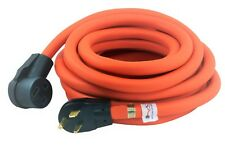 50ft Electrical Welder Extension Cord NEMA 6-50P to NEMA 6-50R by AC WORKS™