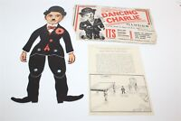 The Amazing Dancing Charlie Illusion Puppet 1950's Vintage Toy