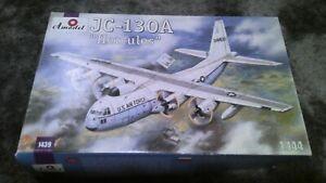 1/144 Amodel  Lockheed JC-130A Hercules  -  MIOB - US seller.
