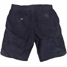 Calvin Klein Performance Women's Cargo Bermuda Short In Navy , XXL