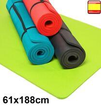 Esterilla para yoga gimnasia Colchoneta de fitness Pilates deporte