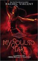 Complete Set Series - Lot of 7 Soul Screamers books by Rachel Vincent (Fantasy)