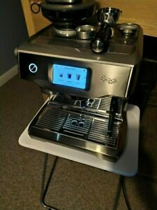 Sage the Oracle Touch Bean to Cup Coffee Espresso Coffee Machine - Silver