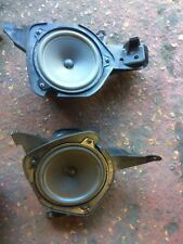 BMW 3 SERIES E46 TOURING REAR SPEAKERS + SPEAKER PODS