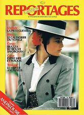 Grands Reportages - N°70 - Mai 1987 - Andalousie Che Guevara G di brazza L labou