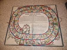 1820.jeu de l'oie renouvelé des grecs.Pellerin Epinal..