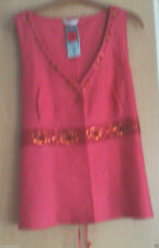 Marks and Spencer Linen Singlepack Tops & Shirts for Women