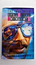 The Man with eyes like windows by Gareth Owen. 1st edition 1987. Vg dustwrapper.