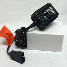 Power Wheels 6V BLUE Battery Charger 00801-0976 Genuine New 1 Year Warranty INTL