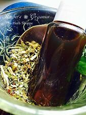 Organic Medicated Tulsi Rama & Apple Cider Vinegar. Acne/Problem Skin DAB ON