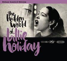 Hidden world of Billie Holiday 3 CD NEUF