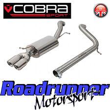 Cobra Sport Polo GTI 1.8 TSI (6C) Nuevo Gato Sistema De Escape Acero no res VW65