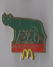 Pin's Mac Donald's Roma
