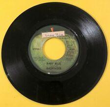 "Vintage 45 7"" Vinyl Record 1972 Apple 1844 Badfinger Flying/Baby Blue"