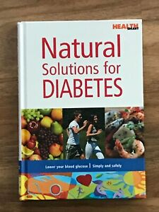 Natural Solutions for Diabetes by Pat Harper and Richard Laliberte - Hardcover