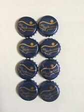 Lot 8 Big Sky Brewing Company Beer Bottle Crown Caps Missoula Montana Breweriana