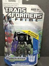 Transformers Prime Cyberverse Series 2 Vehicon Blaster Included Legion Hasbro