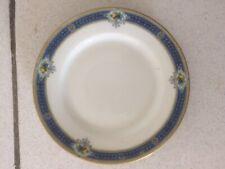 10 assiettes dessert porcelaine de Limoges PL / V  17,5 cm - S109