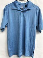 🌴Callaway Golf X Series Men's M Medium Blue Polo SS Short Sleeve Shirt🌴