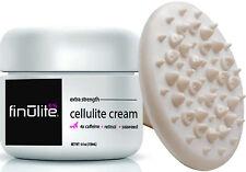 Finulite Anti Cellulite Cream & Massager Combo - Skin Perfecting Treatment Set