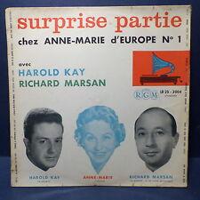 """25 CMS 10""""  Surprise partie chez ANNE MARIE D' Europe N°1 HAROLD KAY LD25 3004"""
