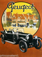 Dunlop Car Tires France French Lady Vintage Poster Repro FREE S//H