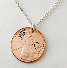 Get your awesome customized Penny necklace!
