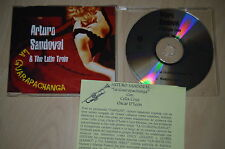 Arturo Sandoval & the latin train - La guarapachanga + info CD-Single PROMO