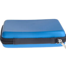 Blau EVA Hard Carry Case Abdeckung for New Nintendo 3DS XL&3DS XL LL Tasche Neu